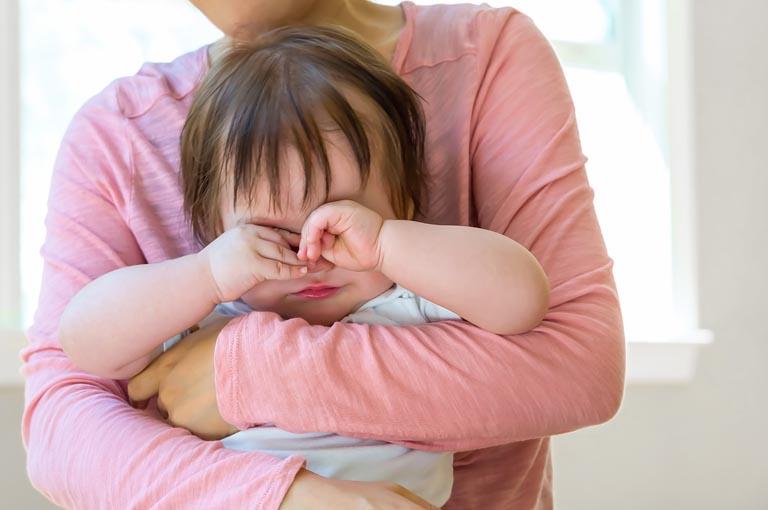 apprenez a dire non a votre bébé