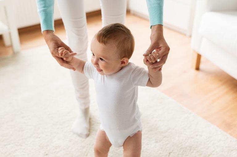 le developpement de la motricite chez bebe