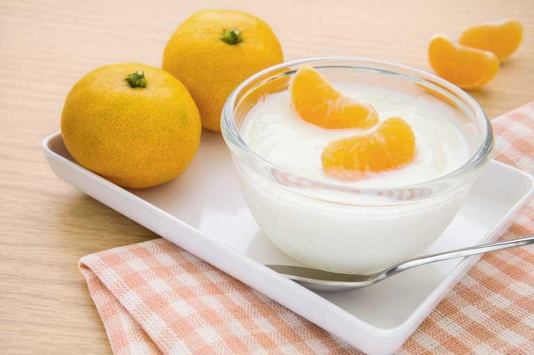 Recette de yaourt à l'orange pour bébé (Dès 6 mois ...