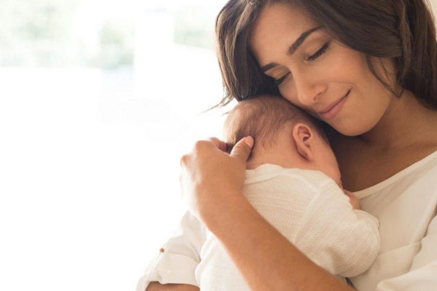 maman bébé amour