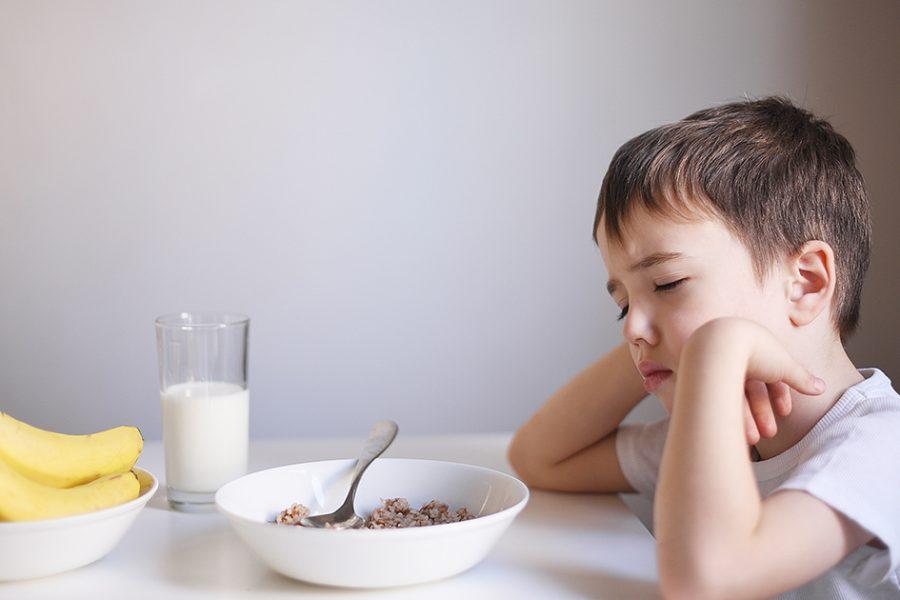 enfant appétit
